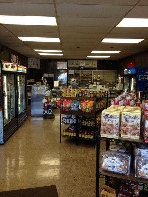 Caprara bakery groceries