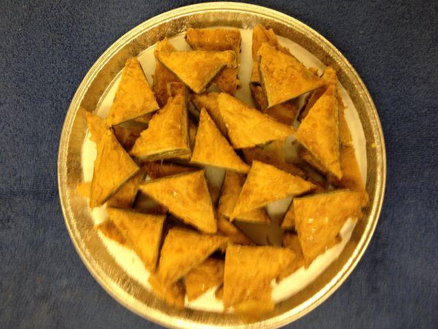 Baklava - homemade fresh daily